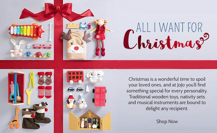 JoJo Maman BeBe Christmas Sales