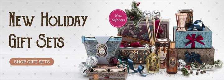 Sabon New Holiday Gift Sets