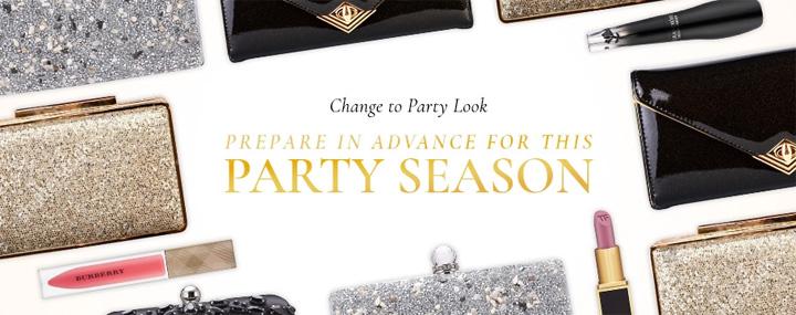 COSME-DE: Party Season