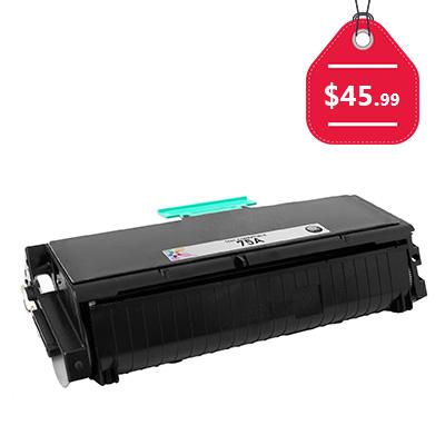 Replacement Laser Toner Cartridge, $45.99