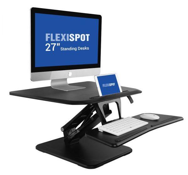 CompactRiser Standing Desk Converters