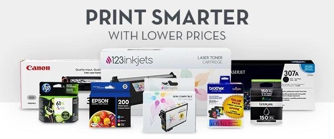 123inkjets: Print Smart