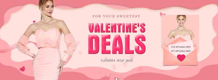 Yoins: Valentine's Sale