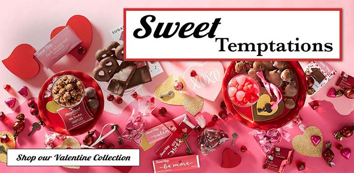 1-800-baskets Valentine Collection