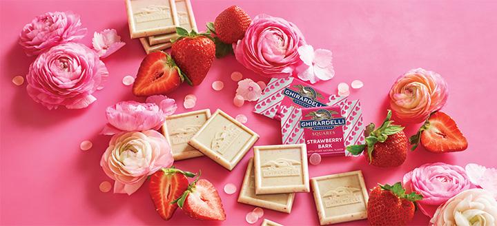 Ghirardelli Strawberry Chocolate