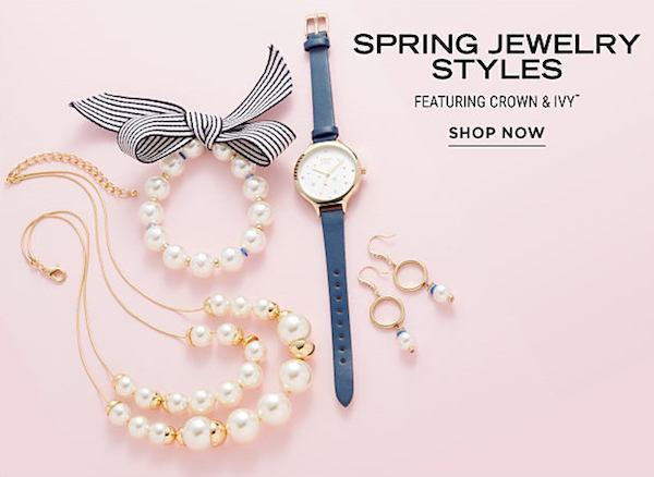 Belk - Spring Jewelry Styles