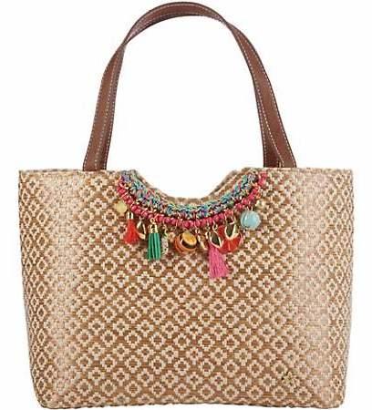 Capelli Charmed Tote Handbag