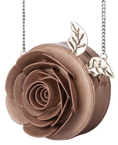 The Beast Enchanted Rose Crossbody Bag