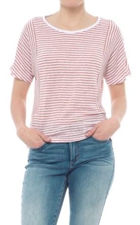 C&C California Mixed Stripes Dolman Shirt