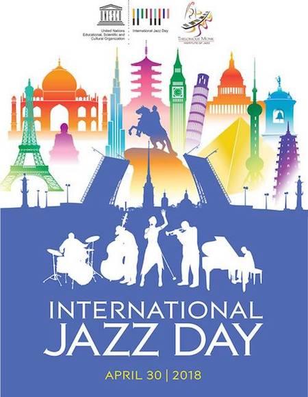 International Jazz Day (April 30, 2018)
