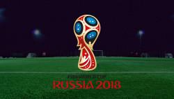 FIFA World Cup! Russia 2018!