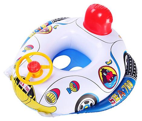 Lightweight Kid Boat Swim Ring Seat Toy