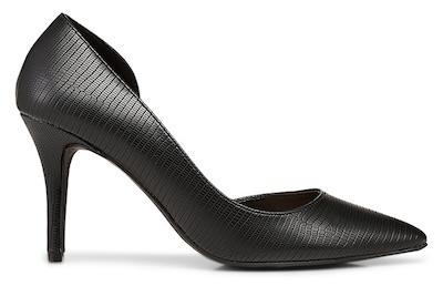 High-heeled Shoe, Black