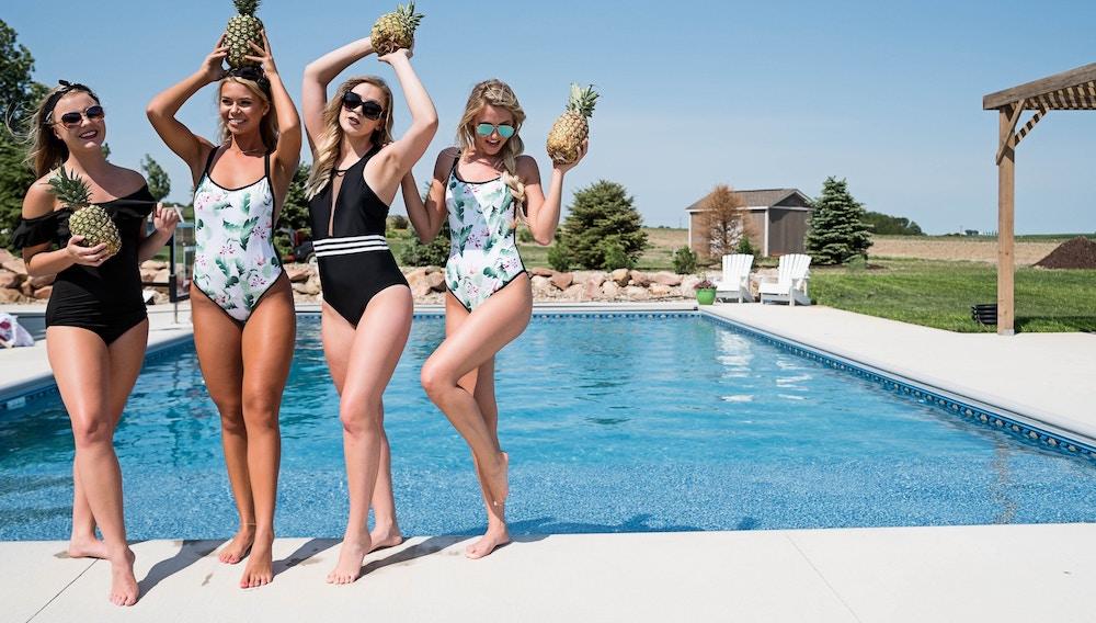Grab Time to Shop Summer Swimwear
