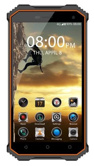 PHONEMAX Rocky 2 IP68 4G Mobile Phone