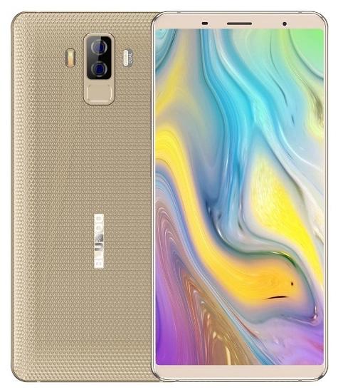 BLUBOO S3 4G Mobile Phone 4GB+64GB EU Plug (Gold)