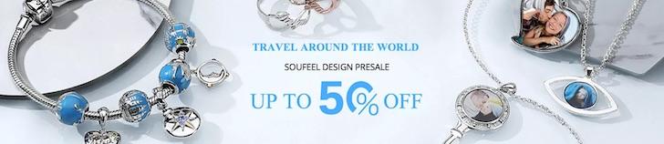 Soufeel Jewelry 50% Off