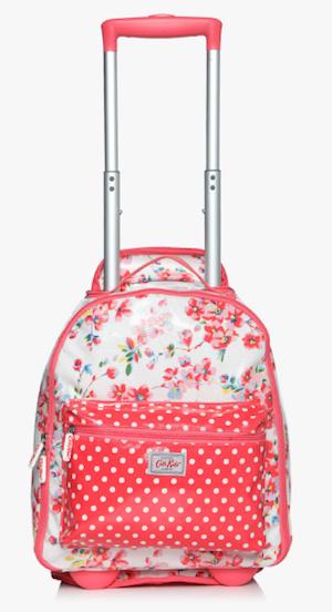 Cath Kidston Wellesley Blossom Off White Dealer Backpack