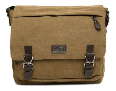 Roadster Brown Solid Messenger Bag