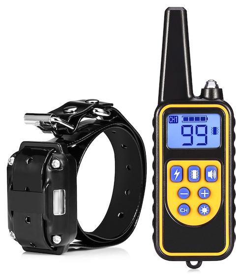 800M Electric Dog Training Collar