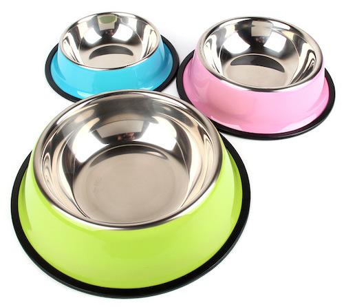 BIBSS Dog Bowl Travel Pet Dry Food Bowls