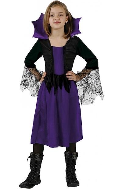 Halloween Queen Cosplay Party Dress Girls Costume