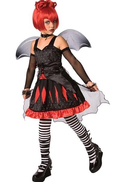 Halloween Devil Cosplay Party Sleeveless Dress
