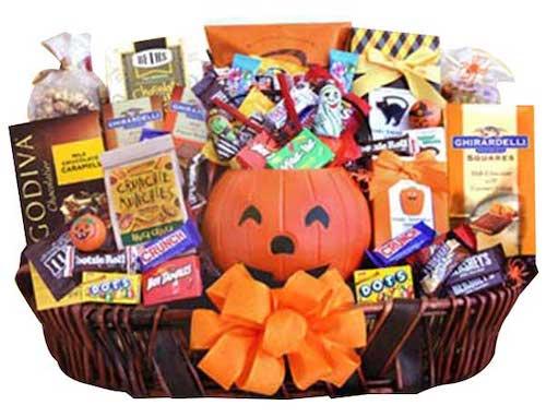 Halloween-Pumpkin-Basket