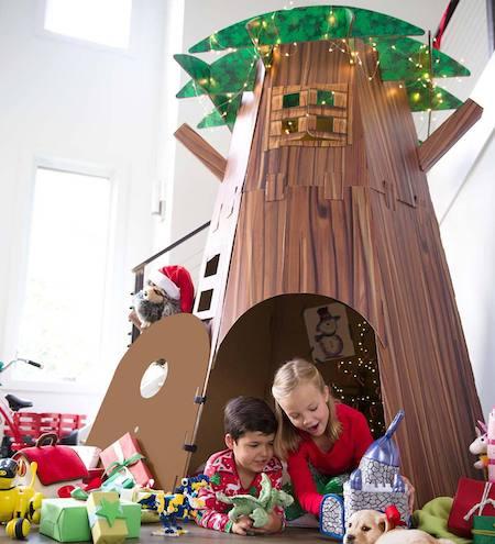 Big Tree Fort