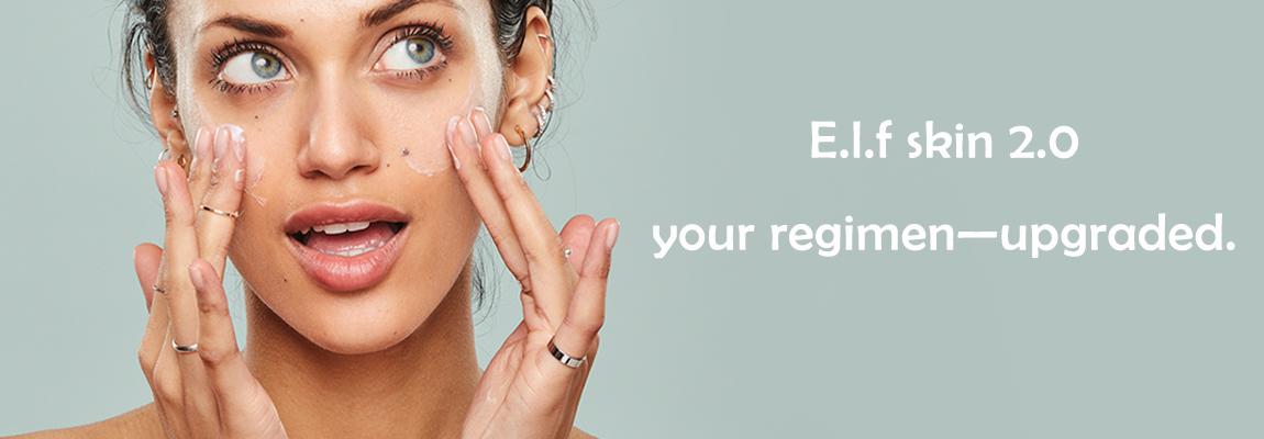 E.l.f Skin 2.0 - 100% Vegan Ingredients You Want