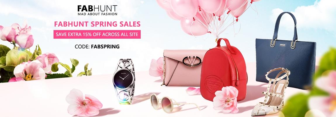 Fabhunt Spring Sales