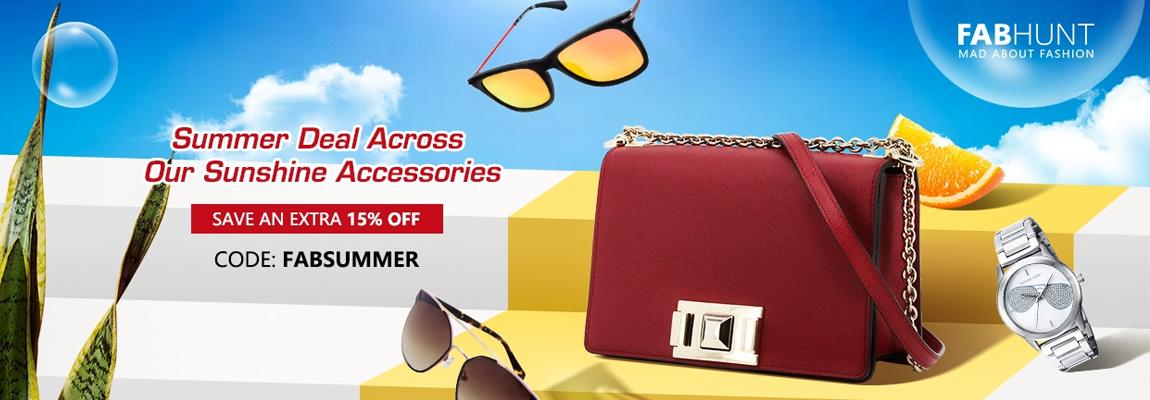 Fabhunt Summer Deal