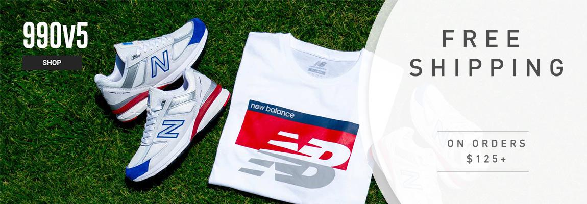 Sports Footwear Free Shipping On Orders $125+