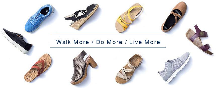 Walk More / Do More / Live More