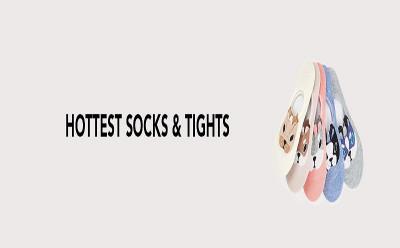 Hottest Socks & Tights