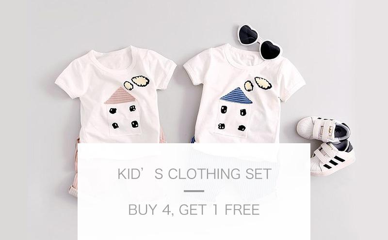 Kid's Clothing Set - BUY 4, GET 1 FREE