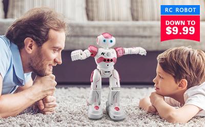 GeekBuying RC Robot Down to $9.99