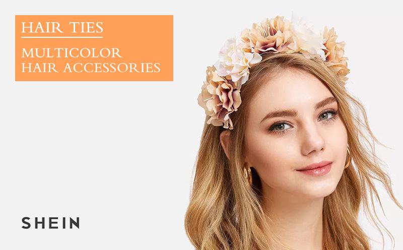 Hair Ties & Multicolor Hair Accessories