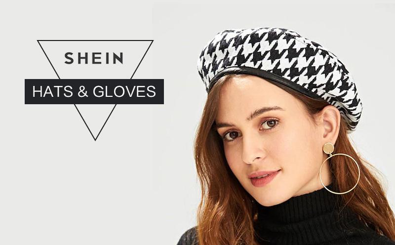 Women's HATS & GLOVES