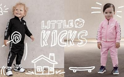 Introducing Little Kicks by Kids Foot Locker