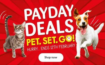 Pets at Home Pet Food Sale