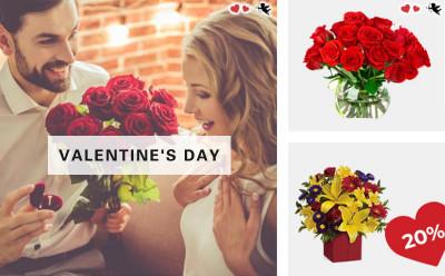 Gifts N Ideas' Valentine's Day Sale
