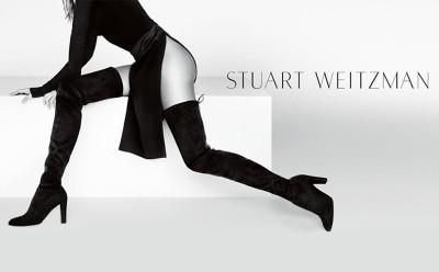 Stuart Weitzman Boots at YOOX