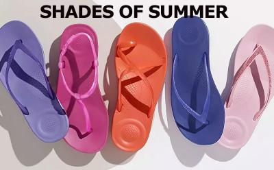 Shades of Summer - Flip-Flops