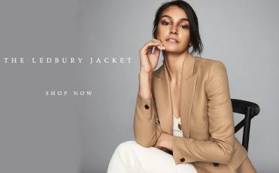 Shop REISS Ledbury Jacket