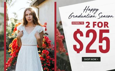Happy Graduation Season - Down to 2 For $25