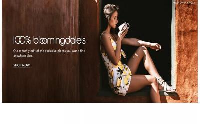 Bloomingdale's Promotions!