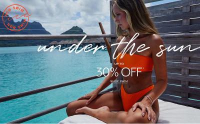 Pacsun Bikini Up to 30% Off