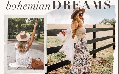 Francesca's Festival Vibes - Bohemian Dreams