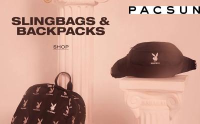 Shop Pacsun Slingbags & Backpacks